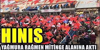 Ak Parti Hınıs Referandum Mitingi