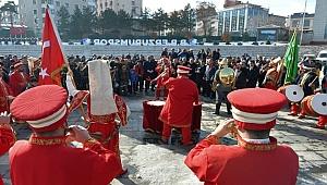 Boksun şampiyonları Erzurum'da...