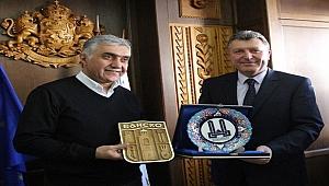 BULGARİSTAN-BANSKO'YA ERZURUM ÇIKARMASI