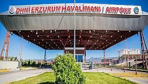 Erzurum Hava Limanı Failini Arıyor.