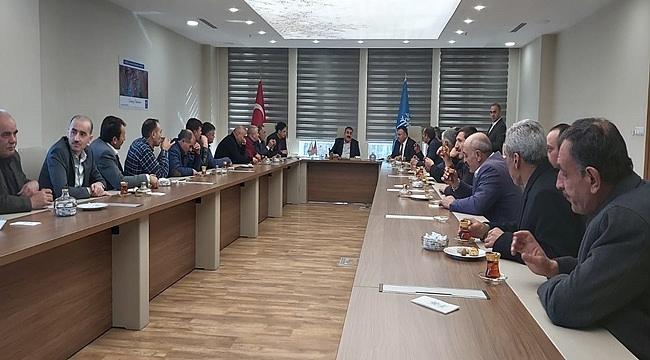"""""""PALANDÖKEN'İ CAZİBE MERKEZİ YAPACAĞIZ"""""""