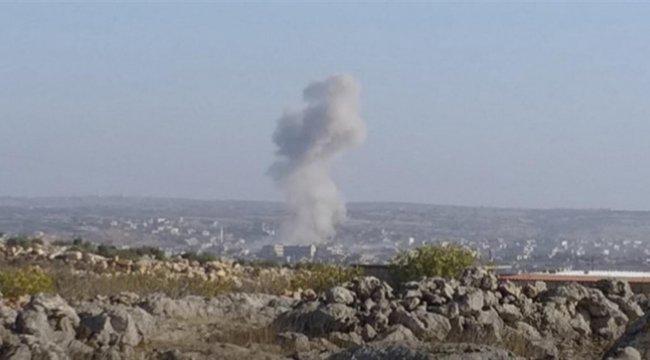 İdlib'e hava saldırısı! Çok sayıda ölü var