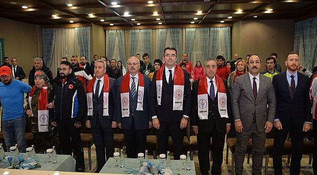 Özel Sporcular 2020 Türkiye Kayak Şampiyonası Erzurum'da başladı