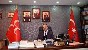 Başkan Karataş'tan Regaip Kandili mesajı