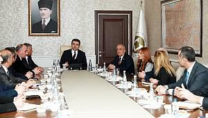 Erzurum'da organik tarım üretimi konuşuldu