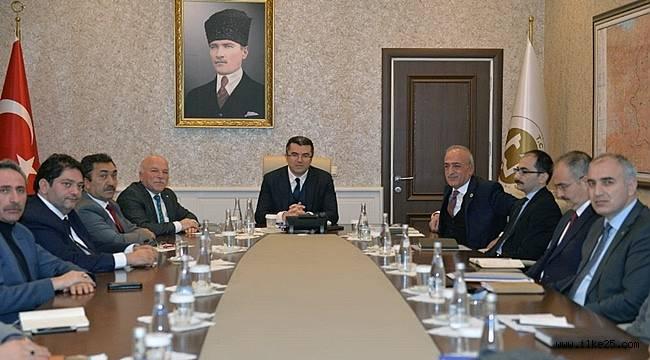 Erzurum O Projesinin sözleşmesi imzalandı