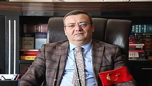 Gelecek Partisi Erzurum İl Başkanı İlke25'e konuştu