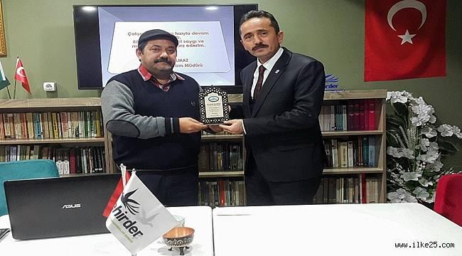 """İl Kültür ve Turizm Müdürü Cemal Almaz: """"Turizmde 1 milyon sayısını gördük"""""""