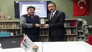 İl Kültür ve Turizm Müdürü Cemal Almaz: