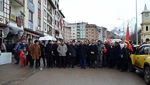 MHP İl Başkanı Karataş, İspir'in Düşman İşgalinden Kurtuluşu kutlamalarına katıldı