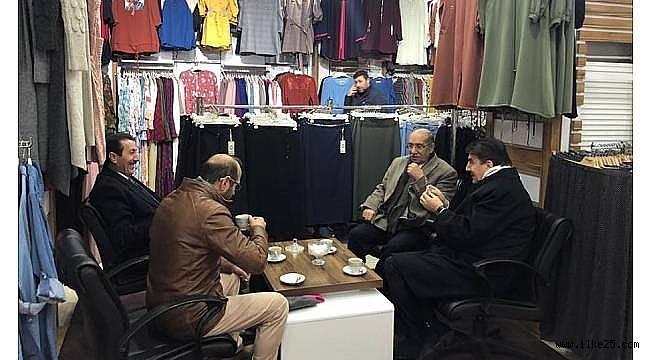 Milletvekili Aydemir'den Mahallebaşı buluşması