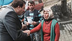 Aydemir: 'Biz kadına saygıyı cihana belleten milletiz'