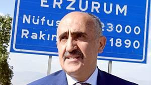 Erzurum Kent Konseyi Başkanı Tanfer'den Şehitler Haftası mesajı