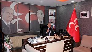 Başkan Karataş'tan 3 Mayıs Türkçülük günü mesajı