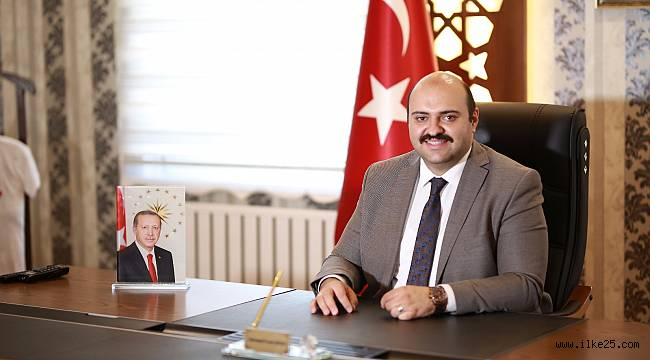 Başkan Orhan; Alınterinin kutsallığını ve önemini anlamalıyız