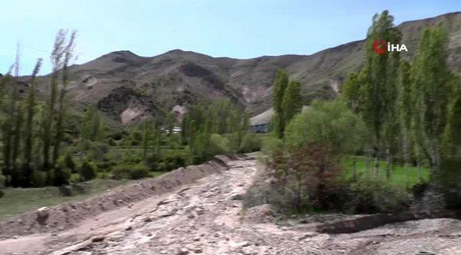 Erzurum'da bir Mahalle karantina altına alındı