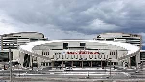 Erzurum Şehir Hastanesi hizmete açıldı