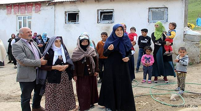 Erzurum'da 4 Kadın Aynı Kaderi Paylaştı