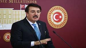 Ak Parti Erzurum Milletvekili İbrahim AYDEMİR'e Yeni Görev