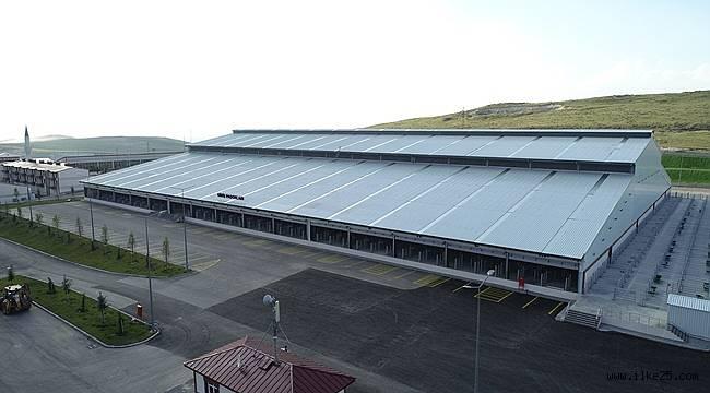 Avrupa'nın en büyük ve modern hayvan pazarı Erzurum'da hizmete açıldı