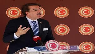 Aydemir: 'Erzurumlu olmak bize bahtiyarlık veriyor'