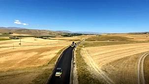 Başkan Orhan: 'Asfaltsız köy yolumuz kalmadı'