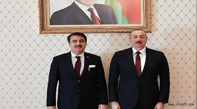 Milletvekili Aydemir: 'Dualarımız Azerbaycan'la'