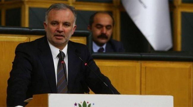Ayhan Bilgen'in istifa kararı HDP için de sürpriz oldu