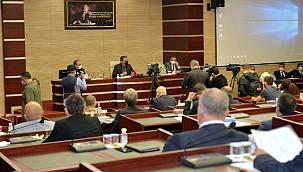 Yılın son İl Koordinasyon Toplantısı yapıldı