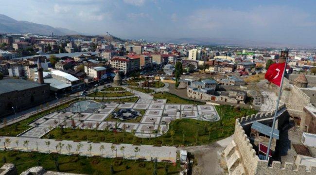 Erzurum ticaret sektöründe pozitif seyir