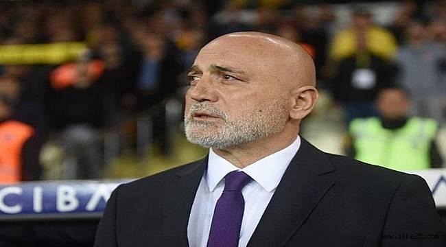 Erzurumspor'un Yeni Hocası  Hikmet Karaman Oldu!!