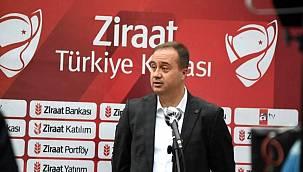 Selahaddin Dinçel: 'BB Erzurumspor'u tebrik ediyorum'