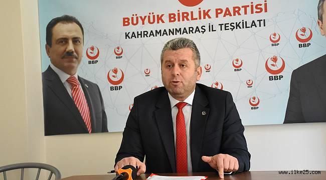 Yardımcıoğlu: Basın ve Medya Sektörüne de Kira Desteği Sağlanmalı!