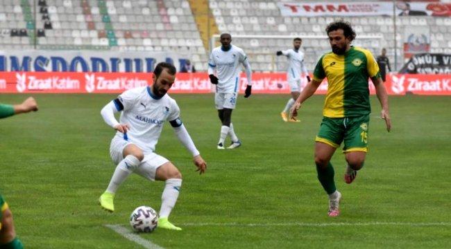 Ziraat Türkiye Kupası: BB Erzurumspor: 5 Esenler Erokspor: 1