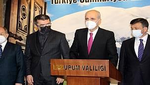 AK Parti Genel Başkanvekili Kurtulmuş'tan Vali Memiş'e ziyaret