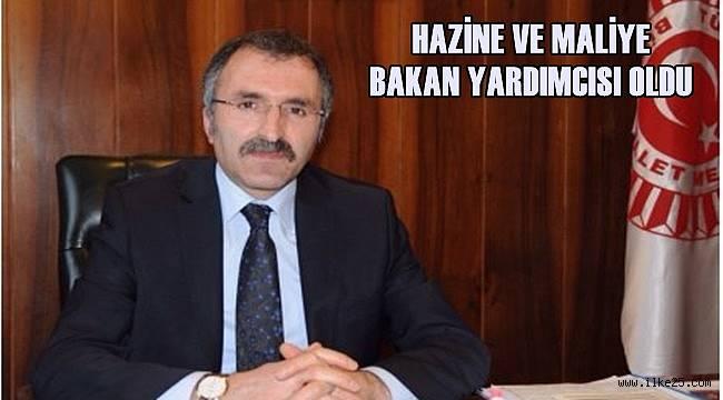Erzurum'un Sevilen Sİyasetçisi Cengiz YAVİLİOĞLU'na Yeni Görev