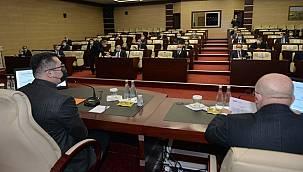 İl Afet Risk Azaltma Planı toplantısı yapıldı