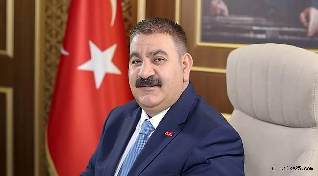 Sunar: 'Erzurum Anadolu'nun kırmızı çizgisi'
