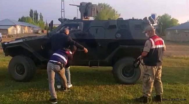 Karayazı'da Operasyon! 7 Kişi Yakalandı