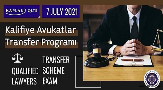 QLTS Sınavı Atatürk Üniversitesinde yapılacak