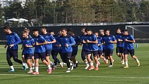 BB Erzurumspor Bursaspor maçı hazırlıklarını sürdürdü