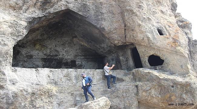 Definecilerin spiral ile taşlarını kestiği o mekan artık turizm merkezi olacak