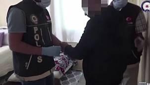 Erzurum'da uyuşturucu operasyonu: 13 tutuklama