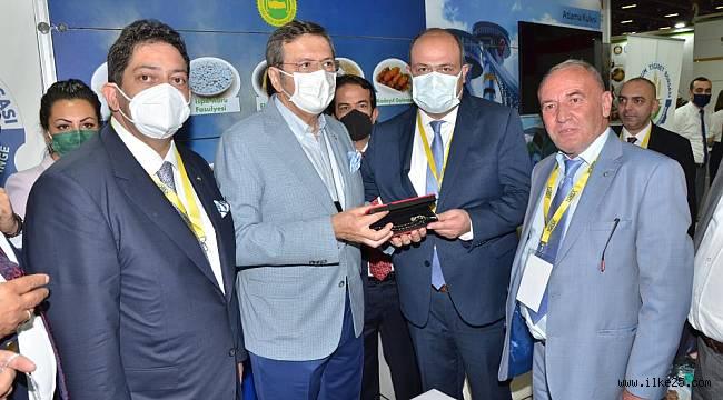 Erzurum, coğrafi tescilli ürünleriyle YÖREX'in gözdesi oldu