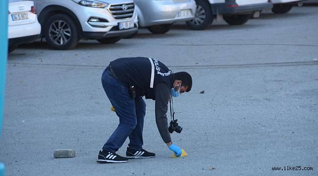 Erzurum'da Okul önündeki kavgada liseli genç polise ateş açarak kaçtı