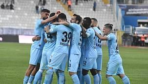 TFF 1. Lig: BB Erzurumspor: 6 - Altınordu: 2