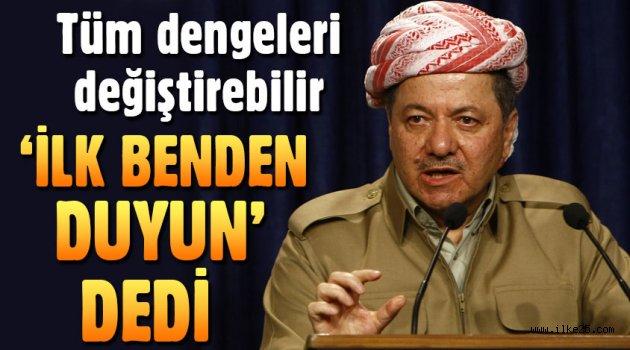 Barzani'den BM'ye: Referandum yapacağız