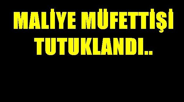 Erzurum'da Maliye Müfettişi Fetö'den Tutuklandı