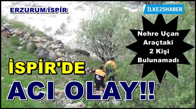İspir'de Acı Olay!!