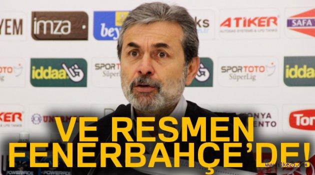 Aykut Kocaman Fenerbahçe'de